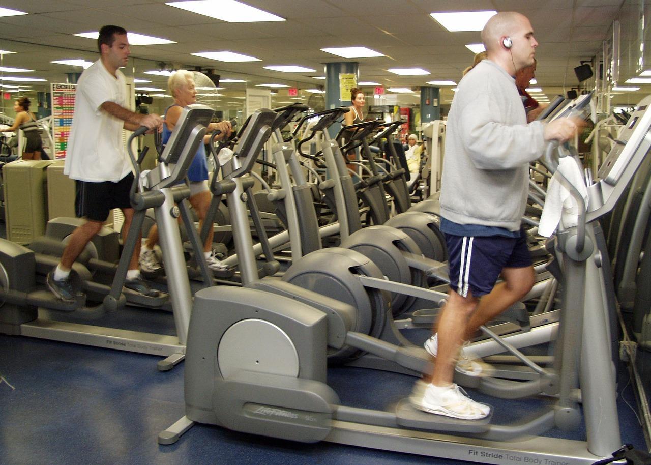 Eliptical Exercise Machine Calories Burned On Elliptical Machines Eliptical Exercise Machine